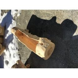 Fioriera in legno cm 120