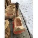 Fontanella in legno cm 80